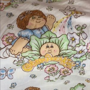 VINTAGE Cabbage Patch sheets